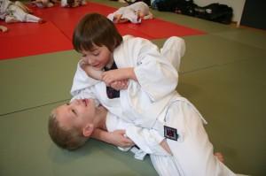 Børnetræning 2013